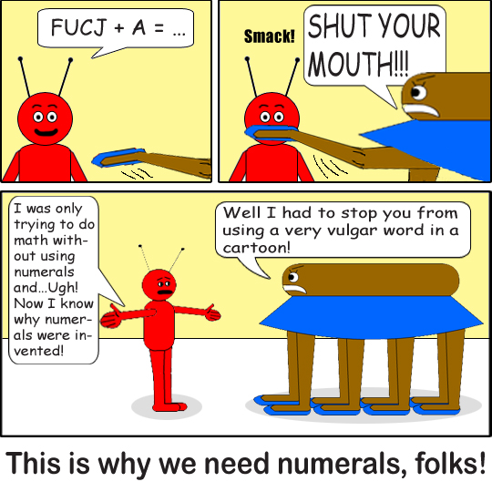 Why Numbers Are Important